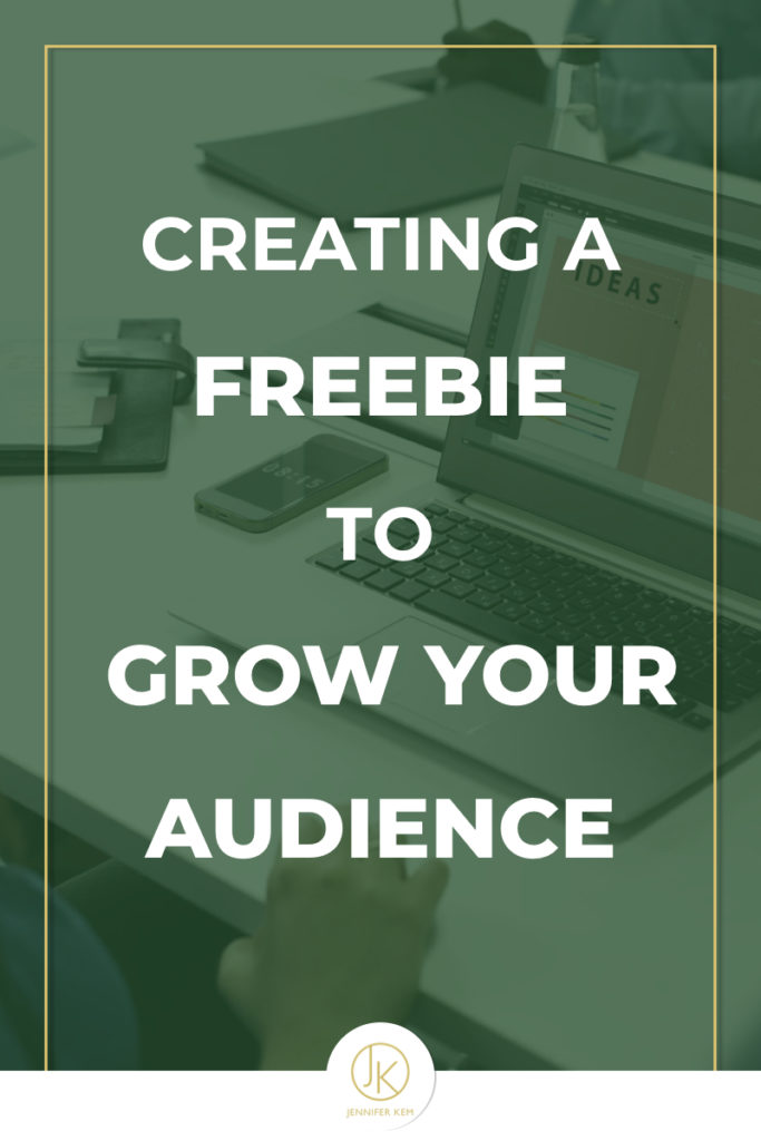 Creating a freebie offer for your visitors.001