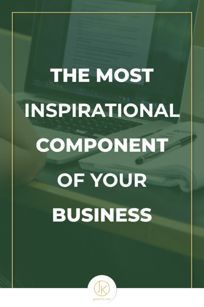 The Most Inspirational Component of Your Business.001